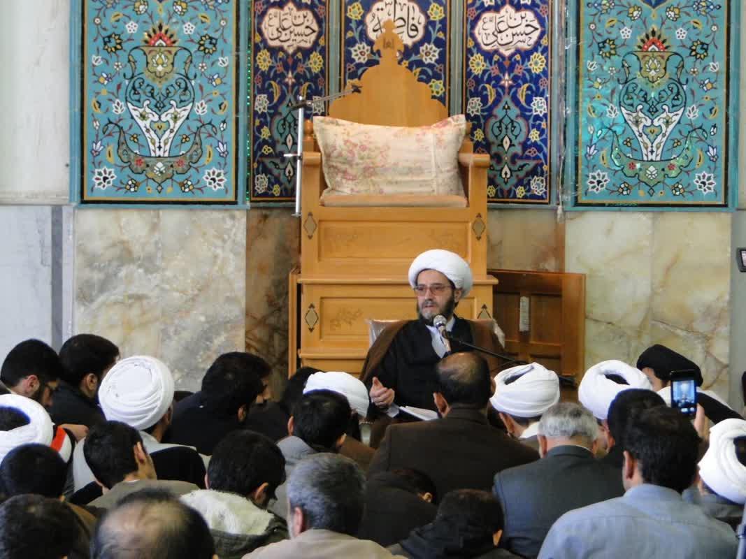ملاقات امام حسین علیهالسلام
