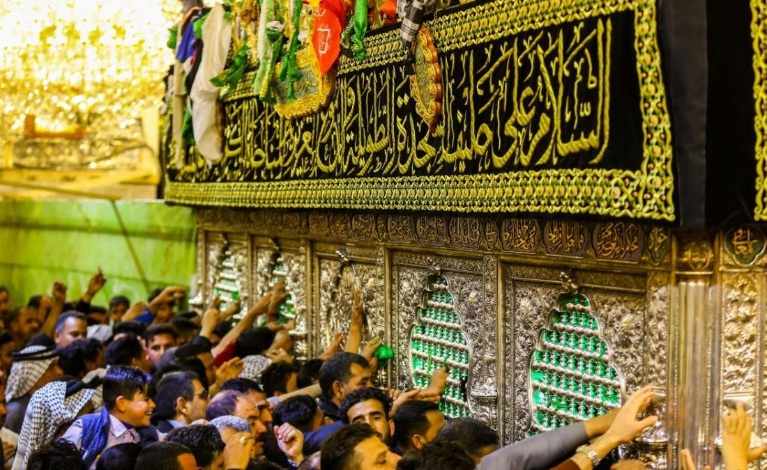 نماز امام موسی کاظم(علیه السلام)